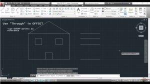 AutoCAD 2D free online tutorial_02 cadtraining.com.my