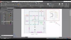 AutoCAD 2D free online tutorial_05 cadtraining.com.my