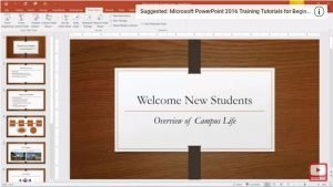 MS PowerPoint free online tutorial_02 cadtraining.com.my