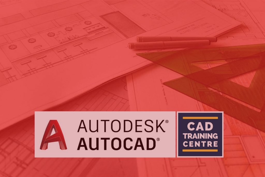 autocad by cad training centre - course banner