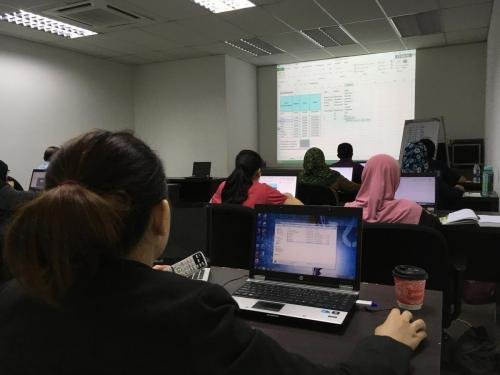 Microsoft Excel short course CAD Training Centre   02
