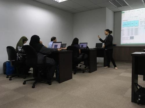 Microsoft Excel short course CAD Training Centre   03