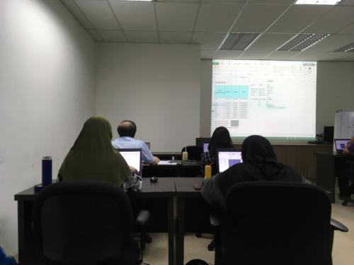 Microsoft Excel short course CAD Training Centre   08